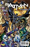 Batman Vol 2 #33 Cover B Variant Bryan Hitch Batman 75th Anniversary Cover (Zero Year Tie-In)