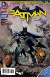 Batman Vol 2 #33 Cover C Combo Pack With Polybag (Zero Year Tie-In)