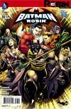 Batman And Robin Vol 2 #33 Cover A Regular Patrick Gleason Cover (Robin Rises Tie-In)