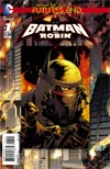 Batman And Robin Futures End #1 Cover B Standard Cover