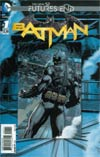 Batman Futures End #1 Cover A 3D Motion Cover