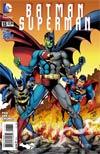Batman Superman #13 Cover B Variant Dan Jurgens Batman 75th Anniversary Cover