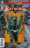 Batwing Futures End #1 Cover A 3D Motion Cover