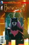 Batwoman Futures End #1 Cover A 3D Motion Cover