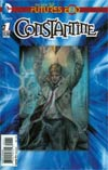 Constantine Futures End #1 Cover A 3D Motion Cover