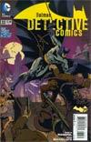 Detective Comics Vol 2 #33 Cover B Variant Jim Steranko Batman 75th Anniversary Cover