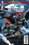 Detective Comics Futures End #1 Cover B Standard Cover