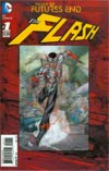 Flash Futures End #1 Cover A 3D Motion Cover