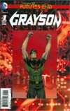Grayson Futures End #1 Cover A 3D Motion Cover