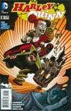 Harley Quinn Vol 2 #8 Cover B Variant Dave Johnson Batman 75th Anniversary Cover