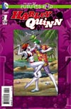 Harley Quinn Futures End #1 Cover B Standard Cover