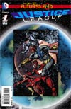 Justice League Futures End #1 Cover B Standard Cover
