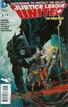 Justice League United #3 Cover B Variant Mario Alberti Batman 75th Anniversary Cover