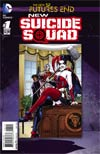 New Suicide Squad Futures End #1 Cover B Standard Cover