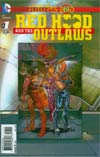 Red Hood And The Outlaws Futures End #1 Cover A 3D Motion Cover