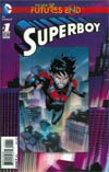 Superboy Futures End #1 Cover A 3D Motion Cover
