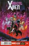 Amazing X-Men Vol 2 #9 Cover A Regular Ed McGuinness Cover