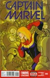 Captain Marvel Vol 7 #5 Cover A Regular David Lopez Cover