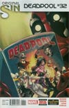 Deadpool Vol 4 #32 (Original Sin Tie-In)