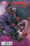 Deadpool Draculas Gauntlet #3