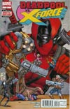 Deadpool vs X-Force #2