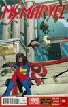 Ms Marvel Vol 3 #6 Cover A 1st Ptg Regular Jamie McKelvie Cover