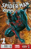 Spider-Man 2099 Vol 2 #1 Cover A 1st Ptg Regular Simone Bianchi Cover