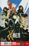 X-Men Vol 4 #16 Cover A Regular Terry Dodson Cover