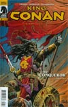 King Conan The Conqueror #6