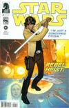 Star Wars Rebel Heist #4 Cover A Regular Adam Hughes Cover