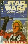 Star Wars Rebel Heist #4 Cover B Variant Matt Kindt Cover