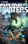 Armor Hunters #2 Cover A 1st Ptg Regular Doug Braithwaite Cover