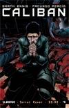 Caliban #4 Cover C Terror Cover