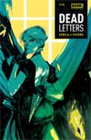 Dead Letters #4 Cover A Regular Chris Visions Cover