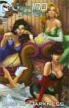 Grimm Fairy Tales #100 Cover C Franchesco Wraparound (Age Of Darkness Tie-In)