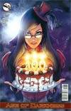 Grimm Fairy Tales #100 Cover G Elias Chatzoudis (Age Of Darkness Tie-In)