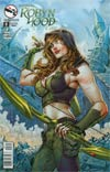 Grimm Fairy Tales Presents Robyn Hood Legend #5 Cover A Abhishek Malsuni
