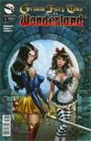 Grimm Fairy Tales vs Wonderland #1 Cover C Michael Dooney