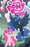 My Little Pony Friends Forever #7 Cover B Variant Tony Fleecs Subscription Cover