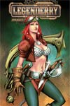 Legenderry A Steampunk Adventure #6 Cover A Regular Joe Benitez Cover