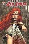 Red Sonja Vol 5 #0 Cover A Regular Gabriel Hardman Cover