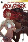 Red Sonja Vol 5 #13 Cover A Regular Jenny Frison Cover