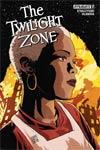 Twilight Zone Vol 5 #7 Cover A Regular Francesco Francavilla Cover