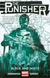 Punisher Vol 1 Black And White TP