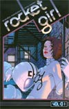 Rocket Girl Vol 1 Times Squared TP
