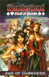 Grimm Fairy Tales Presents Wonderland Clash Of Queens TP