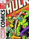 Marvel Comics 75 Years Of Cover Art HC
