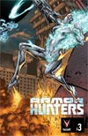 Armor Hunters #3 Cover C Shared Exclusive Connecting Armor Hunters Variant Cover (9 Of 18)