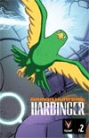 Armor Hunters Harbinger #2 Cover C Shared Exclusive Connecting Armor Hunters Variant Cover (11 Of 18)