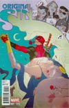 Original Sin #1 Cover E Variant Deadpool Dancing Party Cover